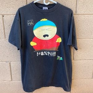 Vintage Y2K Eric Cartmen South Park T-shirt